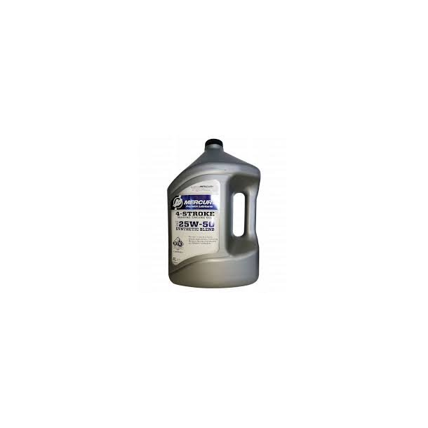 25W50 Synthetic Blend High Performance Oil 4L
