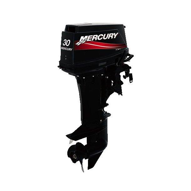 ME-30EL - Mercury 30 hk Fjernbetjent, langt ben, Elstart